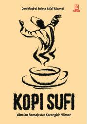 Cover Kopi Sufi oleh Daniel Iqbal Sujana