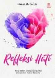 Cover Refleksi Hati oleh Husni Mubarok