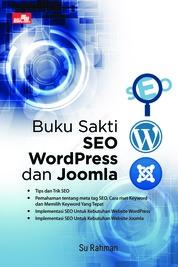Cover Buku Sakti SEO WordPress dan Joomla oleh Su Rahman