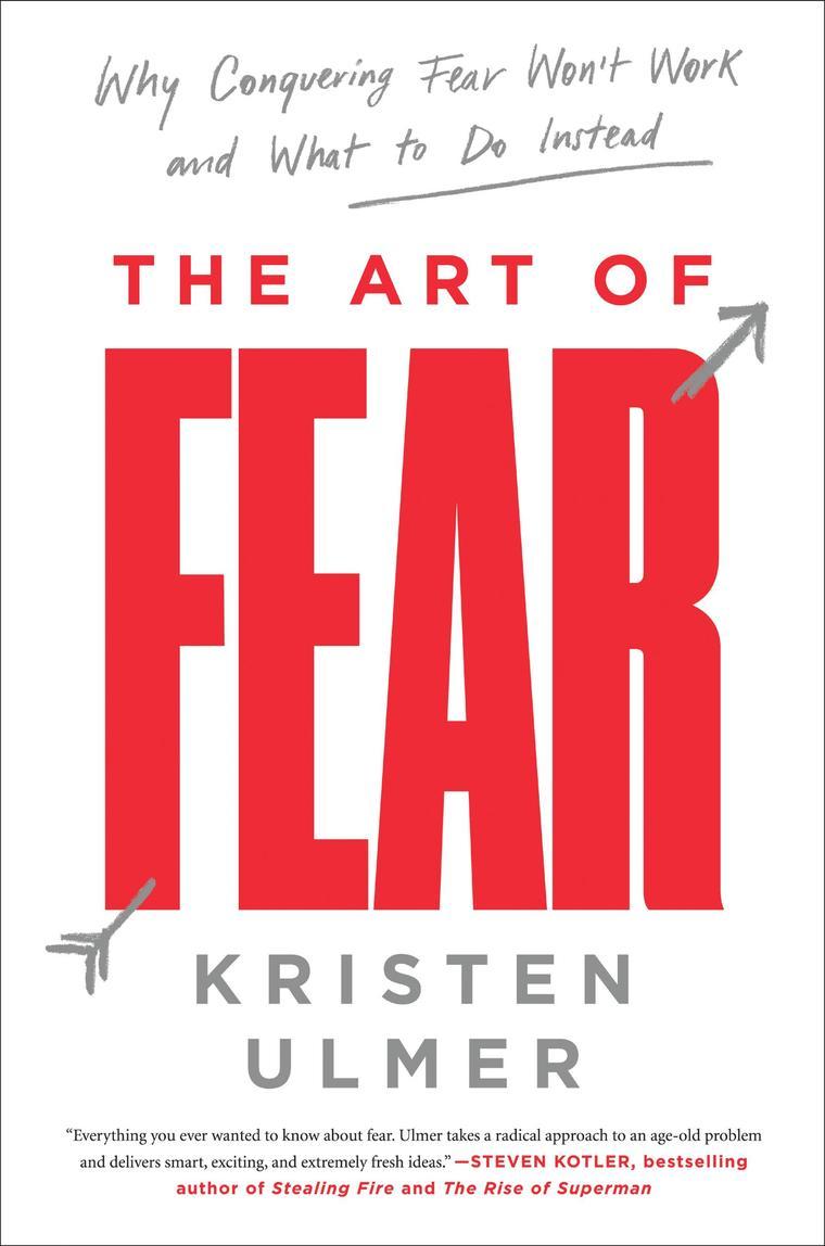 The Art of Fear by Kristen Ulmer Digital Book