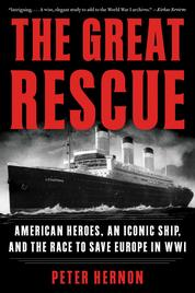 Cover The Great Rescue oleh Peter Hernon