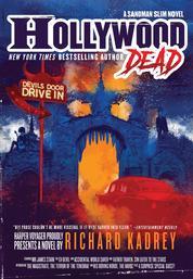 Cover Hollywood Dead oleh Richard Kadrey