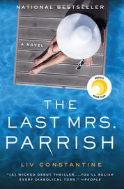 The Last Mrs. Parrish by Liv Constantine Cover