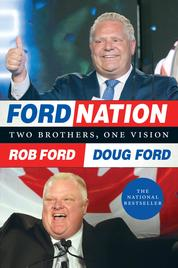 Cover Ford Nation oleh Rob Ford