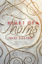Cover Heart of Thorns oleh Bree Barton