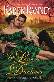 Cover To Love a Duchess oleh Karen Ranney