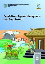 Cover Pendidikan Agama Khonghucu dan Budi Pekerti - Kelas XI oleh Js. Hartono dan Js. Gunadi