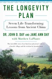 The Longevity Plan by John D. Day, M.D. Cover