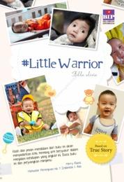 Cover #Littlewarrior oleh Stella Olivia