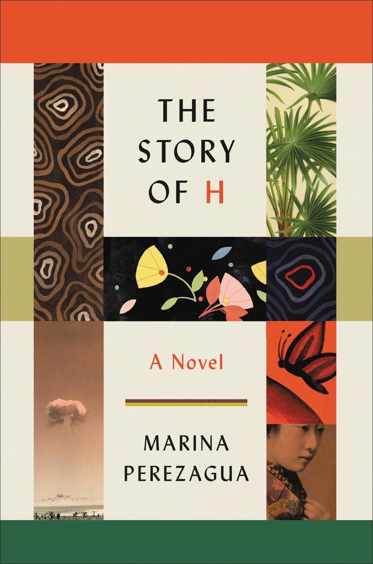 Buku Digital The Story of H oleh Marina Perezagua