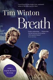 Breath - Tim Wonton by Tim Winton Cover