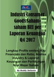 Cover Saham-Saham Industri Consumer Goods di BEI per Laporan Keuangan Q4 2017 oleh Buddy Setianto
