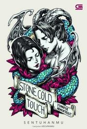 Sentuhanmu (Stone Cold Touch) - Lanjutan KECUPANMU by Jennifer L. Armentrout Cover