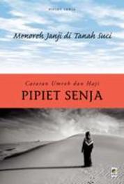 Cover Menoreh Janji di Tanah Suci oleh Pipiet Senja