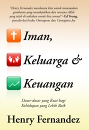 Cover Iman, Keluarga dan Keuangan oleh Henry Fernandez
