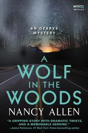 Cover A Wolf in the Woods oleh Nancy Allen