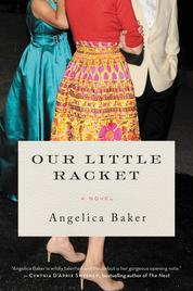 Our Little Racket by Angelica Baker Cover