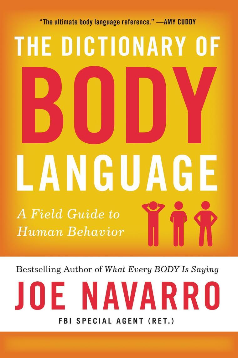 Buku Digital The Dictionary of Body Language oleh Joe Navarro