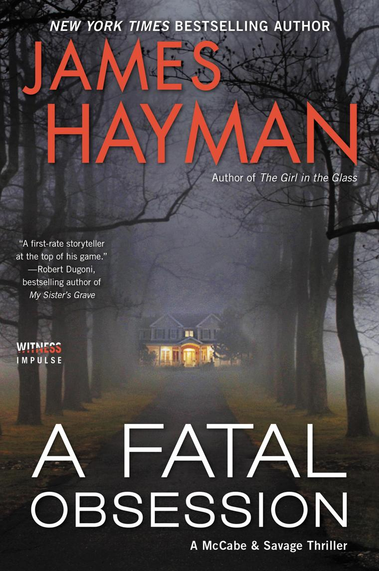 A Fatal Obsession by James Hayman Digital Book