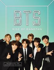 Cover BTS: Rise of Bangtan oleh Cara J. Stevens