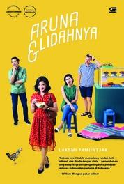 Aruna dan Lidahnya (Cover Film) by Laksmi Pamuntjak Cover