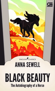 Cover English Classics: Black Beauty oleh Anna Sewell