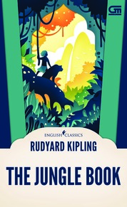 Cover English Classics: The Jungle Book oleh Rudyard Kipling