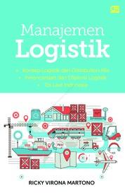 Cover Manajemen Logistik oleh Ricky Martono