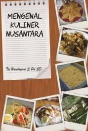 Cover Mengenal kuliner nusantara oleh Tri Handayani