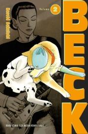 Cover Beck 02 oleh Harold Sakuishi