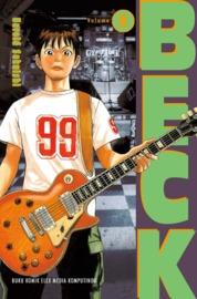 Cover Beck 03 oleh Harold Sakuishi