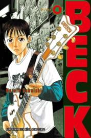 Cover Beck 04 oleh Harold Sakuishi