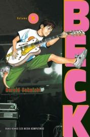Cover Beck 05 oleh Harold Sakuishi