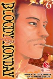 Cover LC: Bloody Monday Season 2 - Pandora's Box Vol. 06 oleh Ryou Ryumon / Kouji Megumi