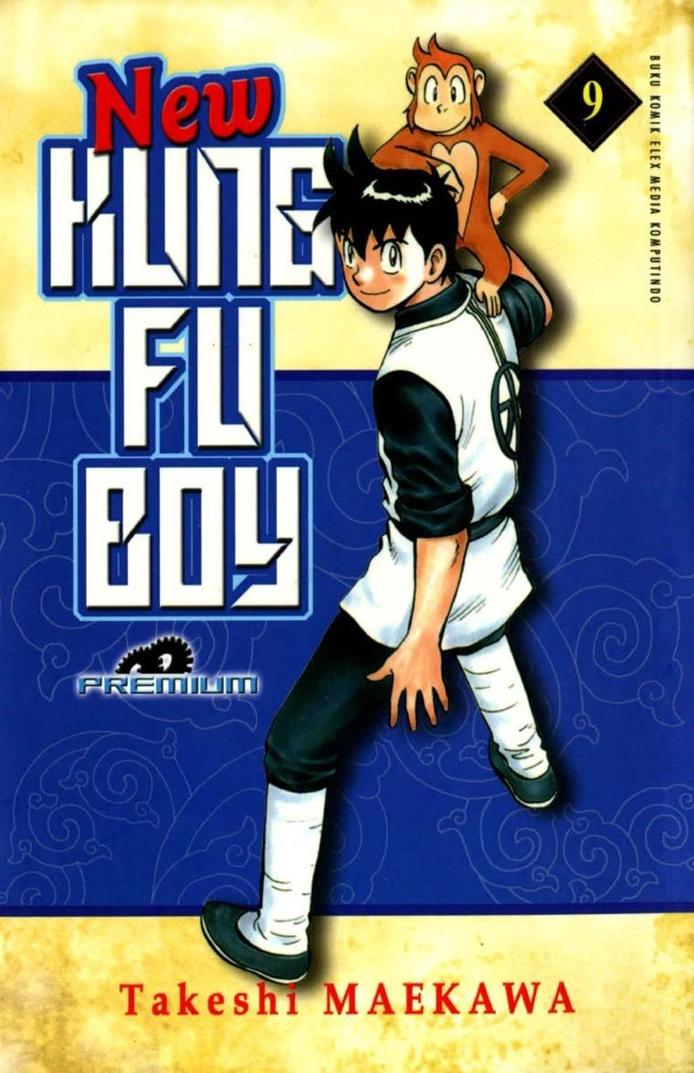 Buku Digital New Kungfu Boy (Premium) Vol. 09 oleh Takeshi Maekawa