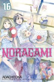 Cover Noragami 16 oleh Adachitoka