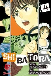 Cover LC: Shibatora 04 oleh Yuma Ando / Masashi Asaki