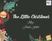 Cover The Little Christmas oleh Janti Fitri