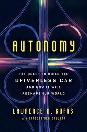 Cover Autonomy oleh Lawrence D. Burns