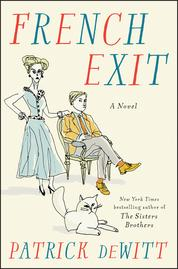 Cover French Exit oleh Patrick deWitt