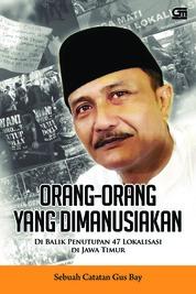 Orang-Orang yang Dimanusiakan by Intan Buana Permata Ayu, Solihan Arif & Achmad Shadiqin Cover