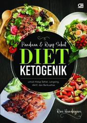 Diet Ketogenik: Panduan & Resep Sehat by Rini Handayani Cover