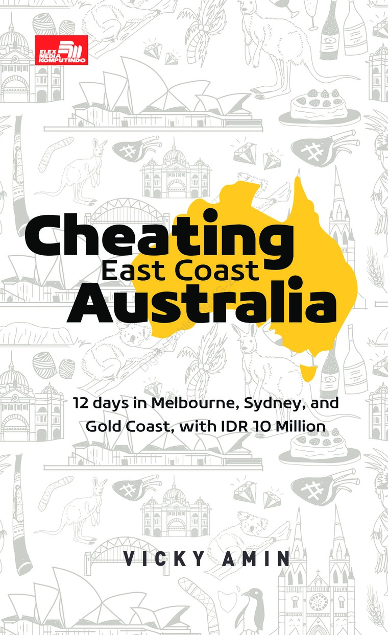 Buku Digital Cheating East Coast Australia oleh Rifky Ramadhan Amin