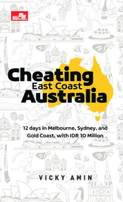 Cover Cheating East Coast Australia oleh Rifky Ramadhan Amin