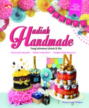 Hadiah Handmade by Patricia Cindy Widjaya Cover