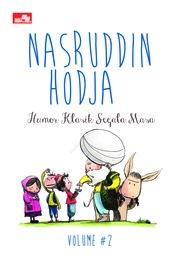 Cover Nasruddin Hodja Volume #2 Humor Klasik Segala Masa oleh Public Domain