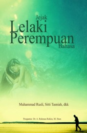Cover Jejak Lelaki Perempuan Bahasa oleh Muhammad Rusli