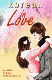 Korean in Love by Ainny Solikhah Cover