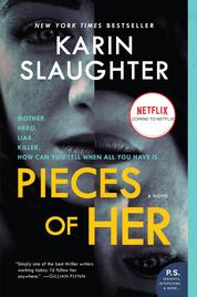 Pieces of Her by Karin Slaughter Cover