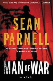 Man of War by Sean Parnell Cover